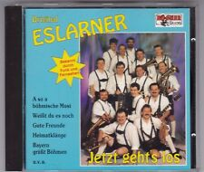 ORIGINAL ESLARNER - JETZT GEHT'S LOS - CD ALBUM © 1993 / CD NEUWERTIG!