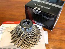 Campagnolo Super Record 11s cassette, 12-27, 11 speed, 5 titanium cogs, pre-2014