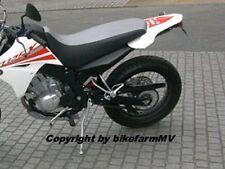 V2A XTP Kennzeichenhalter verstellbar 180 Yamaha WR XT DT X R 125 450 600 E Z
