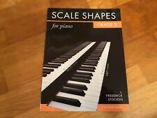 Piano Grade 3 Scales & Shapes Sheet Music Book