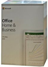 Microsoft Office 2019 Home & Business De deutsch