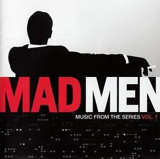 MADMEN: MUSIC FROM THE SERIES, VOL. 1 / CD - TOP-ZUSTAND