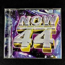 Now Thats What I Call Music volume 44 double Cd 42 top chart hits various artist