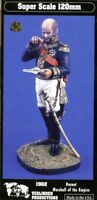 Verlinden Productions 120mm 1:16 Davout Marshall of the Empire Resin Kit #1902