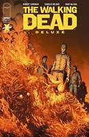WALKING DEAD DELUXE #14 COVER a finch 5/5/21 Presell Colored Version New HOT 😁