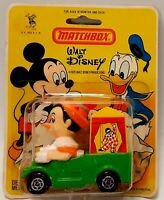 Vintage 1979 Matchbox Walt Disney Series WD-7 Pinnochio's Travelling Theatre New