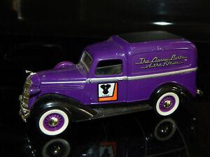 V TWIN MOTORCYCLES 1936 Dodge Panel 1/28 scale Liberty Classics Spec Cast bank