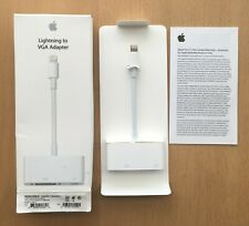 Apple Lightning to VGA Adapter MD825ZM/A