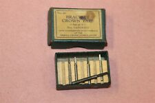 Newell Crown Taps # 29 4pcs in the set Watchmakers Tool LOT # 16