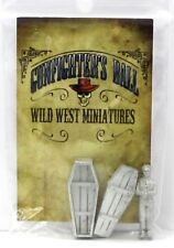 Knuckleduster GBB34 Coffin with Trophy (Gunfighter's Ball) Old West Casket Body