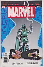 MARVEL UNIVERSE: THE END#3 NM 2003 THANOS MARVEL COMICS