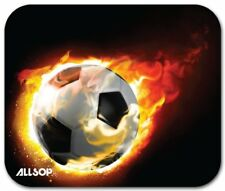 Allsop Tapis Souris antistatique Antidérapant - Football