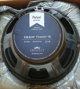 """Eminence Swamp Thang 12"""" 150 watt 16 ohm Speaker"""