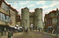 CANTERBURY Westgate Postcard KENT Goulden. H.J.