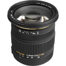 Sigma f/2.8 Auto Camera Lenses