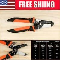 165-175mm Professional crimping tool / Multi-Tool Wire Stripper Crim O2L1