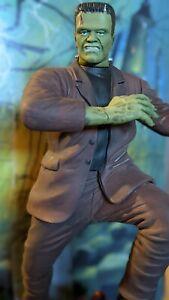 1999 Revell Frankenstein Model Completely Built Universal Monsters