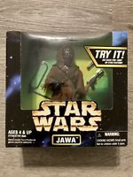 Star Wars 1997 Action Collection JAWA Figure Fully Poseable New Sealed Box