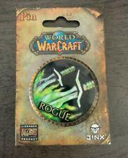 New listing World of Warcraft Rogue Pin Jinx 2006