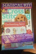 The World of Cross Stitching Magazine - Issue 282 - July 2019