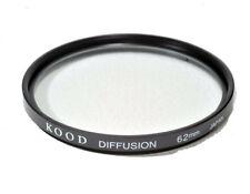 De alta calidad de enfoque suave Kood Filtro 62mm Filtro Difusor Hecho en Japón