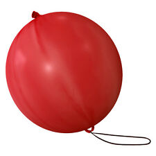 Punch Balloons (40 pack) Perfect for Kid's Parties. Assorted Bright Colours!