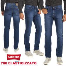 Pantaloni Jeans uomo CARRERA art. 700 elasticizzato regular taglio dritto casual