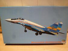"Hasegawa 1/72 Mig-29 Fulcrum ""Ukrainian Falcons"" Model kit, Perfect cond."