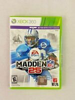 Madden 25 XBox 360 Case Only