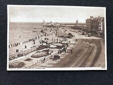 Photochrom Postcard Douglas I.O.M. , Promenade & Victoria Pier 79948 - PCBOX1