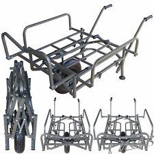 Delta Fishing Quick Patent Angel Trolley Schnellklapp Transport Angel Karre Rba