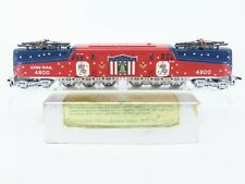 HO AHM / Rivarossi Collector's Conrail Spirit of '76 Commemorative GG-1 Electric