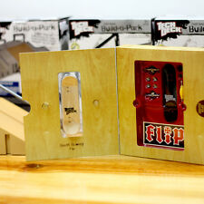 TECH DECK Wooden Collector Series FLIP. LMTD QTY. NEW. FREE SHIPPING**