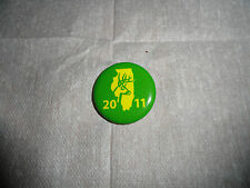 2011 Illinois Deer Harvest Pin  -  Bow Only