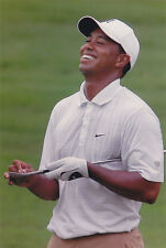 Tiger Woods 12x8 unsigned photo