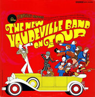 "The New Vaudeville Band – On Tour Vinyl 12"" LP Fontana US Import 1967"