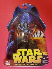 Star Wars ROTS III-32 Aayla Secura Jedi Knight, New, Sealed