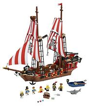 LEGO Pirates 70413 - Großes Piratenschiff / The Brick Bounty - Schiff Boat NEU