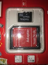 micro sd card 32gb With Adapter (new)