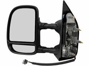 For 2003-2008 Ford E150 Towing Mirror Left Brock 17596DS 2004 2005 2006 2007