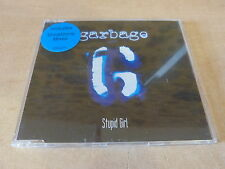 GARBAGE - STUPID GIRL -  DX 1271   !RARE CD COLLECTOR!!!