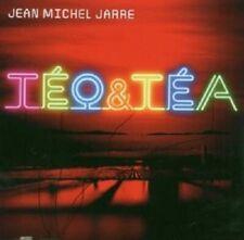 """JEAN-MICHEAL JARRE """"TEO & TEA"""" CD+DVD NEW"""