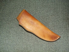 Custom Leather Sheath for Fixed Blade Knife 1028