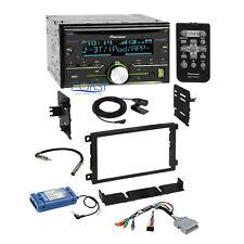 Pioneer Car Sirius Radio GM Dash kit Amplified Steering Wheel Retention Harness