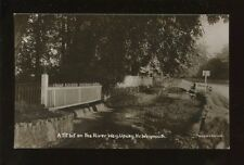 Dorset UPWEY River Wey Wessex Series Used 1911 RP PPC