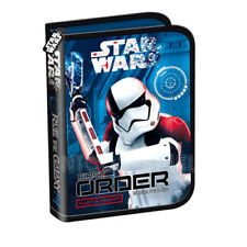 Star Wars Federmäppchen Federtasche Federmappe Mäppchen Schüleretui ungefüllt