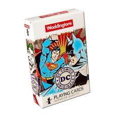DC Comics Retro Waddingtons Nummer 1 Spielkarten
