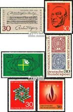 FRD (FR.Germany) 566,567,568,569,570,575 (complete.Expenditure) unmounted mint /