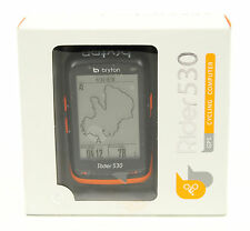 Bryton Rider 530E GPS ANT+ Cycling Bicycle Bike Computer with F Extention Mount