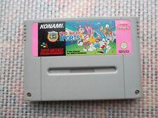 Jeu Super Nintendo / Snes Game Tiny toons Wild Wacky Sports PAL original *